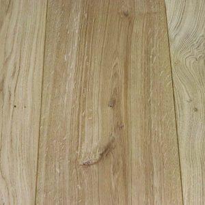Houten vloer XXXL super blank geolied