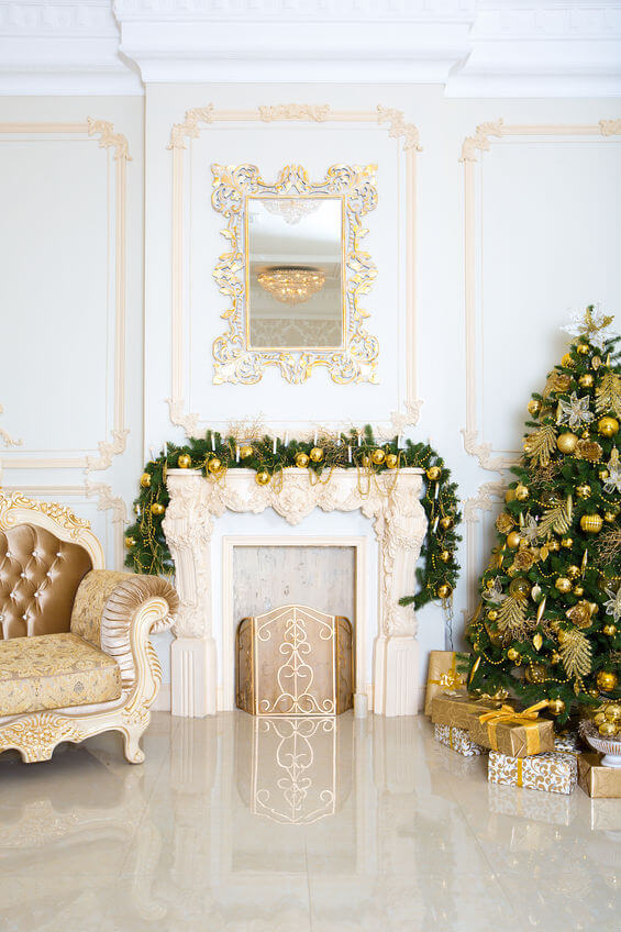 barok interieur